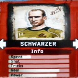 FIFA Street 2 Schwarzer
