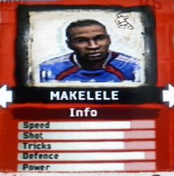 FIFA Street 2 Makelele