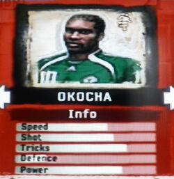 FIFA Street 2 Okocha