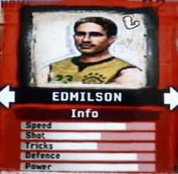 FIFA Street 2 Edmilson