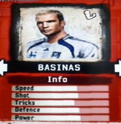 FIFA Street 2 Basinas