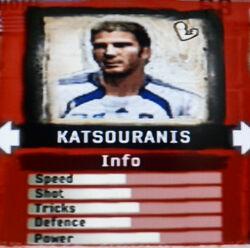 FIFA Street 2 Katsouranis