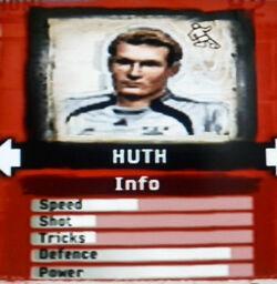 FIFA Street 2 Huth