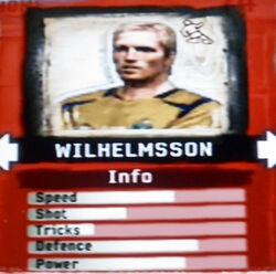FIFA Street 2 Wilhelmsson