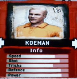 FIFA Street 2 Koeman