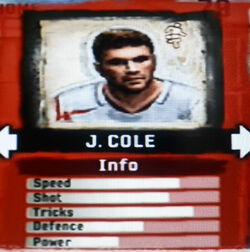 FIFA Street 2 J. Cole