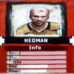 FIFA Street 2 Hedman