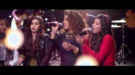 """Fifth Harmony - """"Que Bailes Conmigo Hoy"""" Live"""