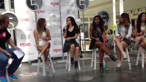 Fifth Harmony Atlanta- North Point Part 3