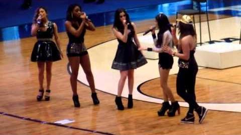 Fifth Harmony - Que Bailes Conmigo Hoy