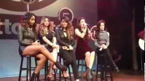 Honeymoon Avenue Cover- Fifth Harmony