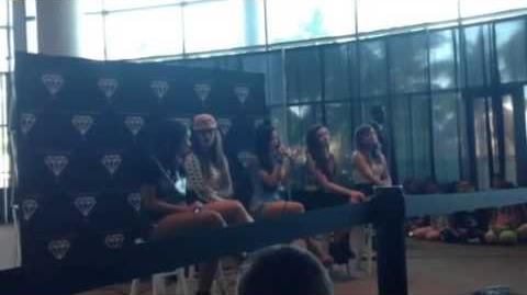 Fifth Harmony - Red Acoustic Performance Sunrise, FL (Neon Lights Tour)