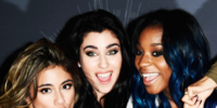 Ally-Normani-Lauren Relationship