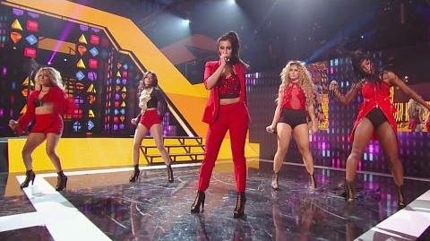 """Fifth Harmony cantó """"Worth it"""" en Spanglish en Premios Juventud 2015"""
