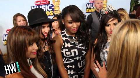 Fifth Harmony Fangirl Over Harry Styles 'Booty Poppin'! (EXCLUSIVE)
