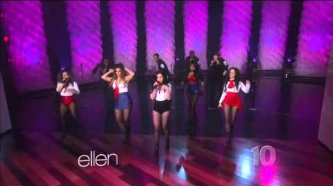 Fifth Harmony - Sledgehammer Ellen