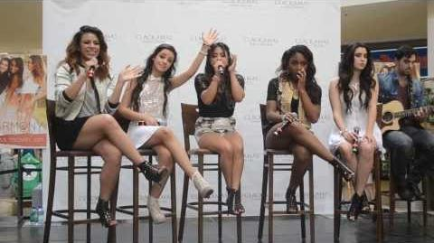 Red - Fifth Harmony - Portland Oregon 08 14 13