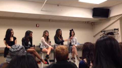 Fifth Harmony Q&A Omaha, NE (3 16 14)