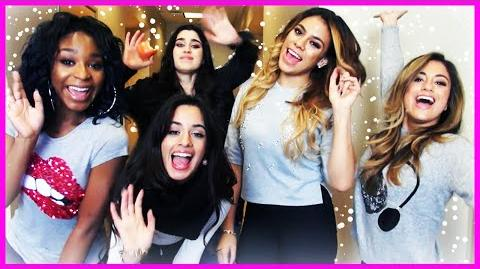 Fifth Harmony Talks Favorite Christmas Memories - Part 1 - Fifth Harmony Takeover Ep