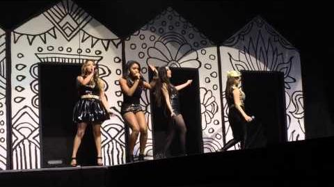 Fifth Harmony Omaha, NE - Better Together