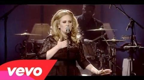 Adele - Set Fire To The Rain (Live at The Royal Albert Hall)-0