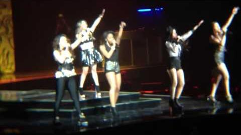 Fifth Harmony - Independent Women - Neon Lights Tour - Anaheim