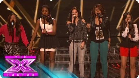 Fifth Harmony - Skycraper