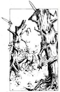 Sword trees