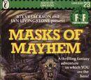 Masks of Mayhem (book)