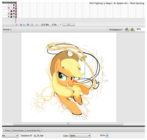 File:AJ Splash Art 2 - Flash Sprite.png