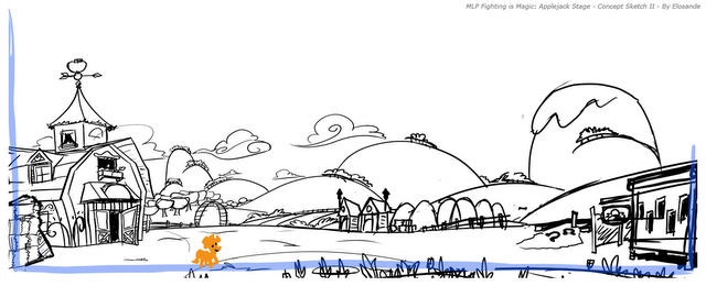 File:Applejack Stage - Concept Sketch 2 By Elonsande.png