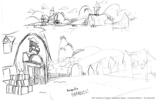 File:Applejack Stage - Concept Sketch 1 By Elonsande.png