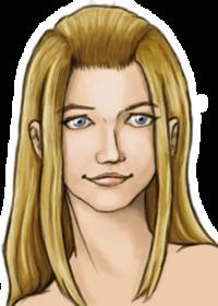 Sharla portrait