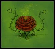 BEAST Infernal Rose by pseudolonewolf