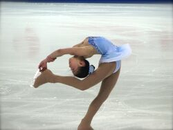 Caroline zhang grand prix 2007 lp 1