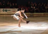 Shizuka arakawa expression on ice