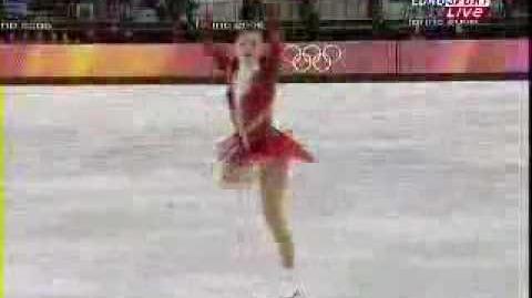 Shizuka Arakawa SP Fantasy Impromptu (2006 Olympics)