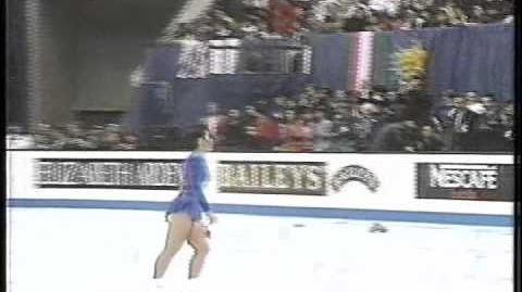 Yuka Sato 佐藤 有香 (JPN) - 1994 World Figure Skating Championships, Ladies' Free Skate