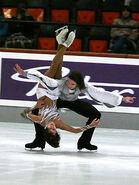 Alla Beknazarova & Vladimir Zuev 2007 Nebelhorn Trophy
