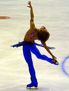 Alexandra Ievleva 2005 Croatia Cup