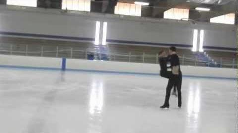 Brittany Vise and Nathan Hess Adagio Pairs Video