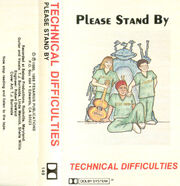 Please Stand By Front Cover