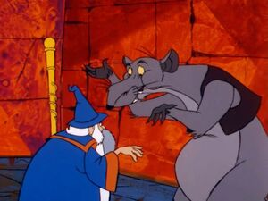 Fuddy and Ghost Rat