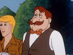 Inspector Cushette