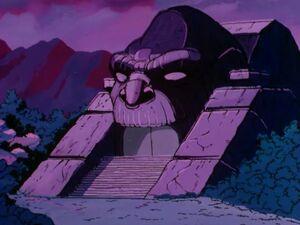 Great Ghost Gorilla Temple
