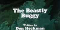 The Beastly Buggy