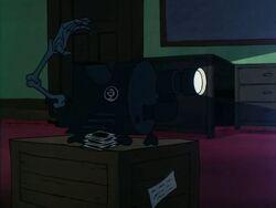 Ghost Slide Projector