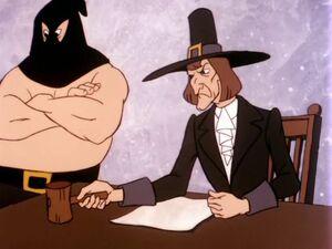 Salem Judge in session