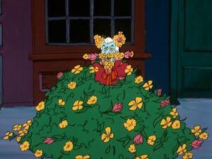 Flower Grumpette