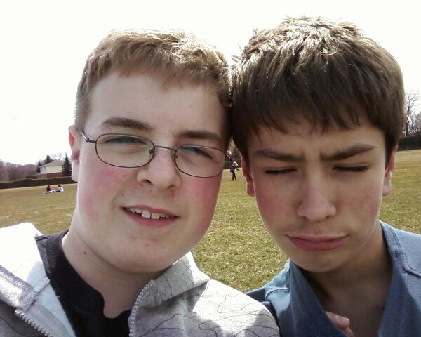 File:Brandon (blue panda) and Jacob.jpg